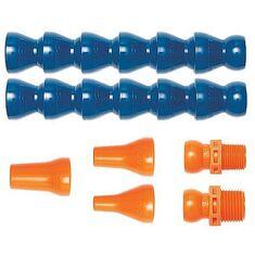1/2 egyszerű összeszerelhető hűtőcső készlet (7 részes) - Loc-Line - 50813